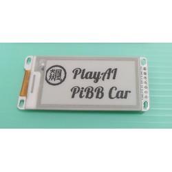PlayRobot 2.13吋黑白電子紙 ePaper (正面)