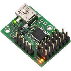 6軸 USB 介面伺服機運動編輯器