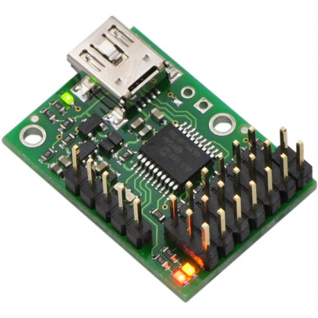 6軸USB介面伺服機運動編輯器