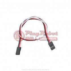 "3-Pin Extension Cable (12"")  (庫存:3)"