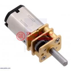 【美國原裝】30:1 微型金屬齒輪減速馬達 HP