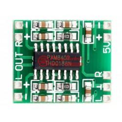PAM8403 超小型迷你數位功率放大模組