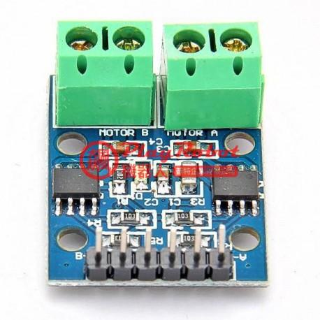 L9110s 兩路直流馬達步進馬達驅動板 / 驅動模組