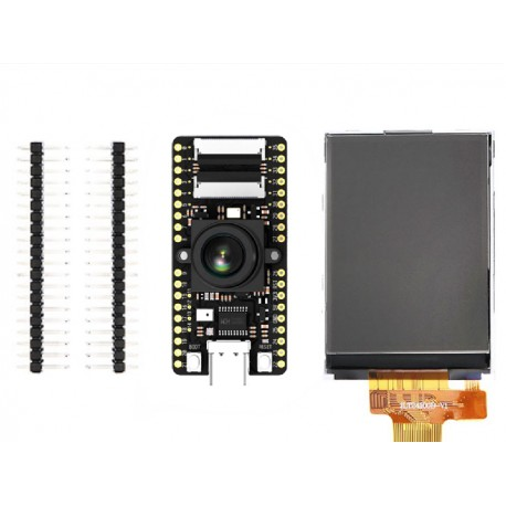 MAIX Bit Suit With LCD, Camera