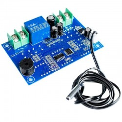 XH-W1401智慧數顯溫控器溫度控制器