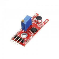 麥克風聲音感知 (相容Arduino及Micro:bit)