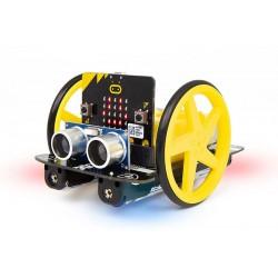 Micro:bit 動感光波小車