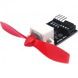 9110 電子積木 風扇模組 (相容於Arduino)