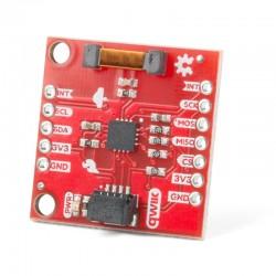 AS3935閃電探測器 (Ding & Dent)