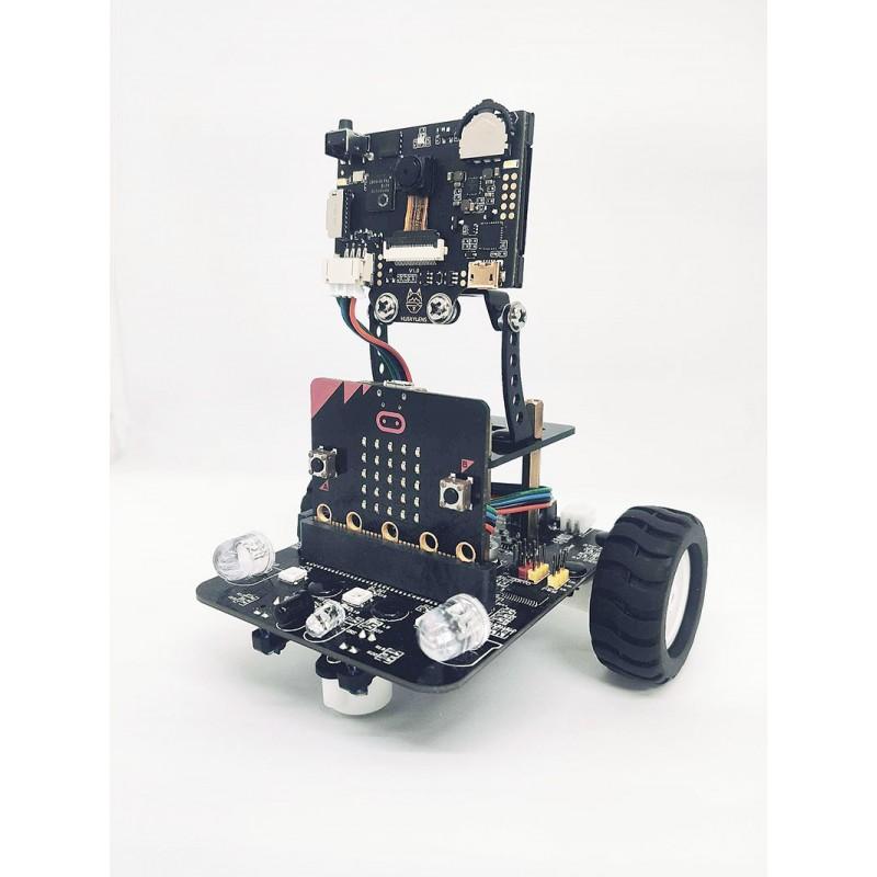 microbit car vision