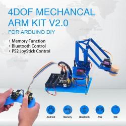4DF機械手臂學習入門套件V2.0(適用Arduino DIY)